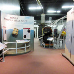 mine warfare exhibit at the naval undersea museum