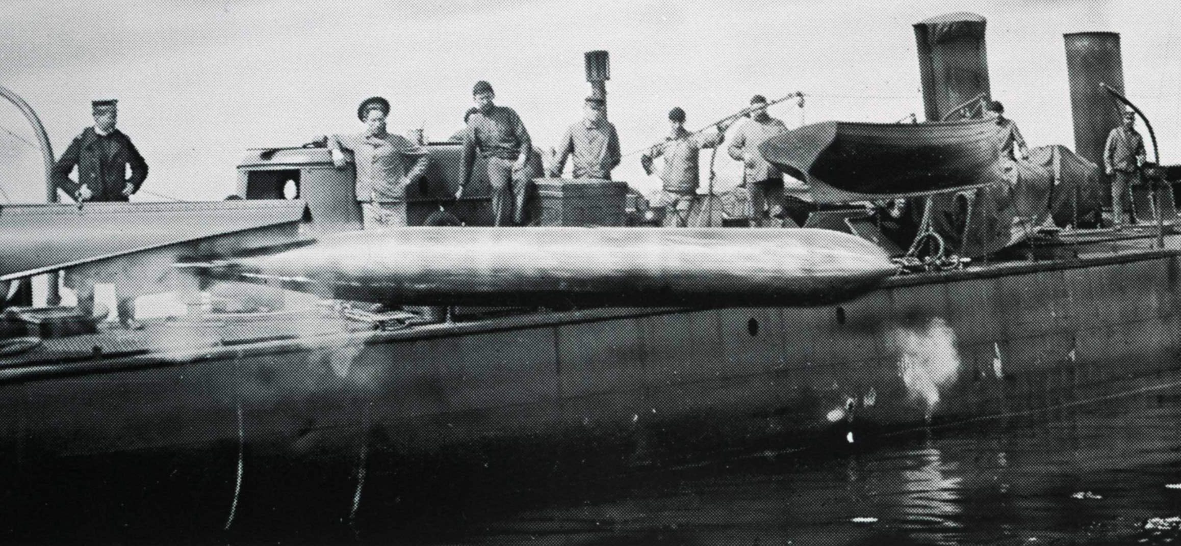 The Remarkable Story of a Howell Torpedo | U  S  Naval
