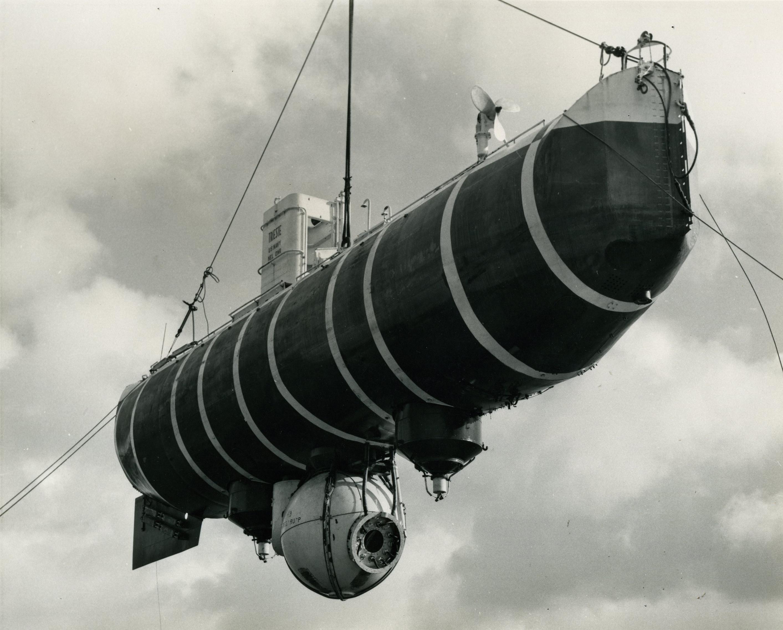 barellieri trieste submarine - photo#9