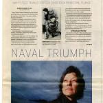 """Navy's First Female Deep-Sea Diver Took Pioneering Plunge"" (2001)"